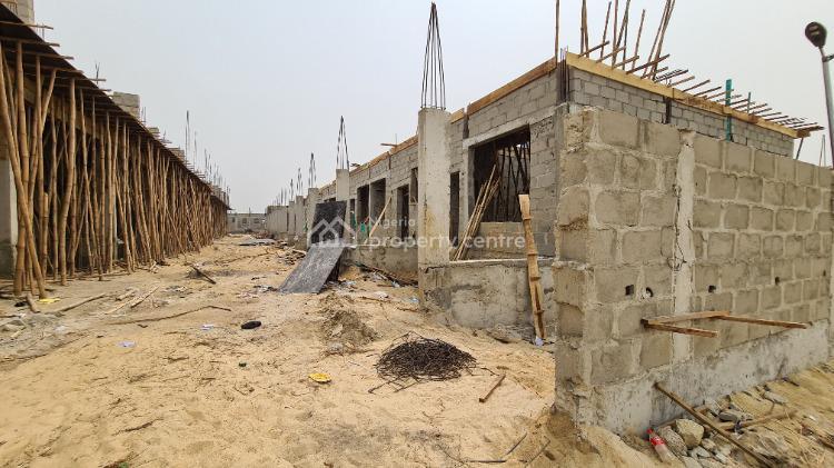 Super Affordable 4 Bedroom Terrace Duplex with Great Finishing, Harris Crescent Road, By Vgc Estate, Atlantic Ville Estate, Lekki Phase 2, Lekki, Lagos, Terraced Duplex for Sale