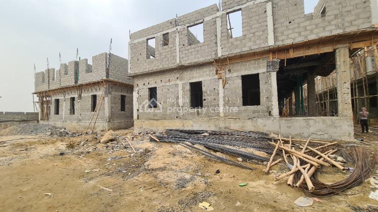 Own a 4 Bedroom Terraces Duplexes Among The Elites, Harris Crescent Road, By Vgc Estate, Atlantic Ville Estate,, Lekki Phase 2, Lekki, Lagos, Terraced Duplex for Sale