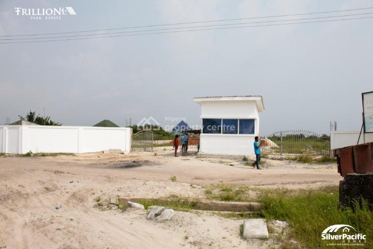 Valentine Special Discount on Trillions Park Estate, Alatishe, Bogije, Ibeju Lekki, Lagos, Mixed-use Land for Sale