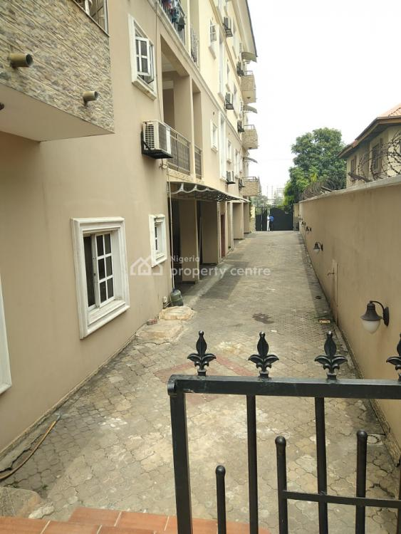 Massive Furnished 3 Bedroom with Bq, Parkview, Ikoyi, Lagos, Flat for Rent
