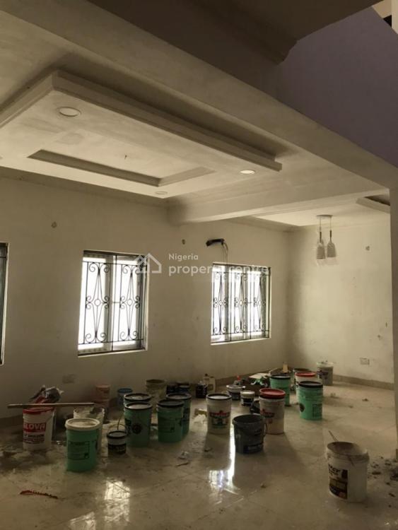 Newly Built 3 Bedroom Terraced Duplex with B/q. Serviced Apartment, Horizon 2 Extension, Lekki, Lagos, Terraced Duplex for Rent
