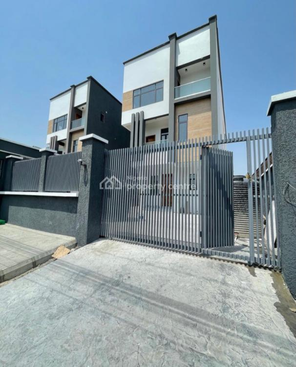 Massive 5 Bedroom Detached Duplex with B.q, Lekki Phase 1, Lekki, Lagos, Detached Duplex for Sale