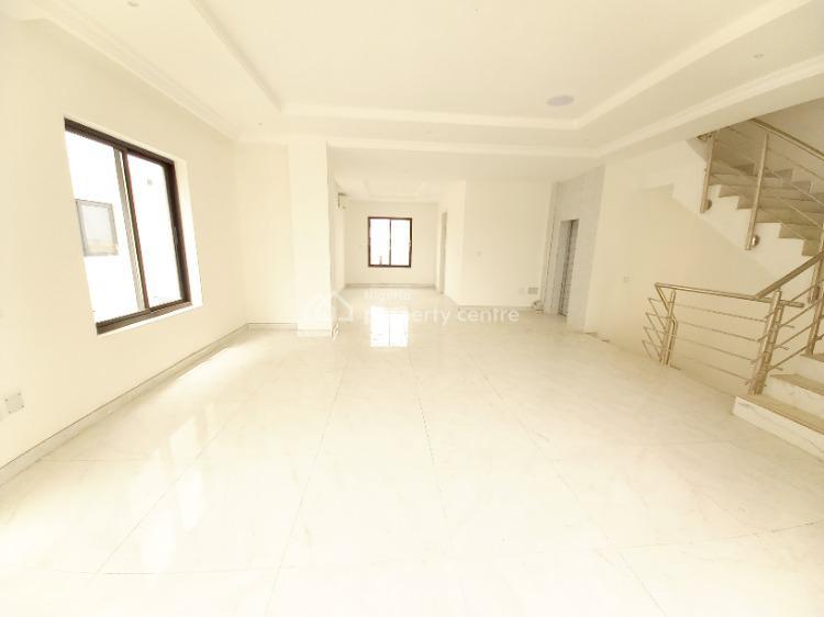 5 Bedroom Semi Detached Duplex with a Room Bq, Banana Island, Ikoyi, Lagos, Semi-detached Duplex for Rent