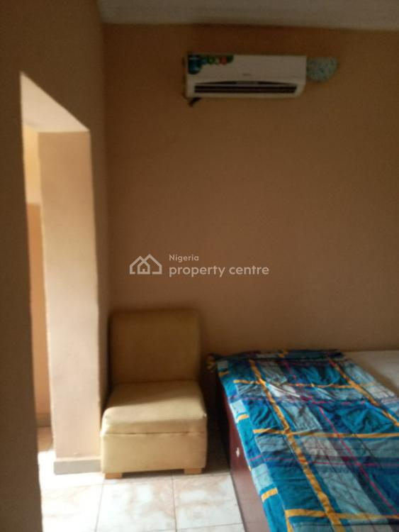 Furnished and Serviced Self Contained Apartments with a Studio Kitchen, Phase 2 Side 2, Kubwa, Abuja, Self Contained (single Rooms) for Rent