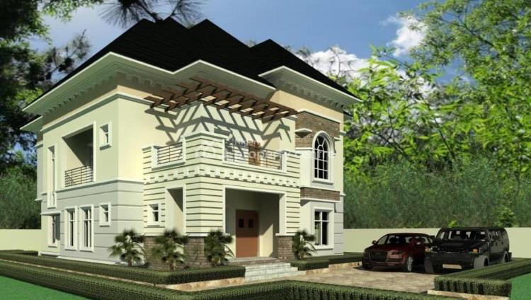 500sqm Estate Land for 5 Bedroom Fully Detached Duplex, Lugbe Airport Road, Lugbe District, Abuja, Residential Land for Sale