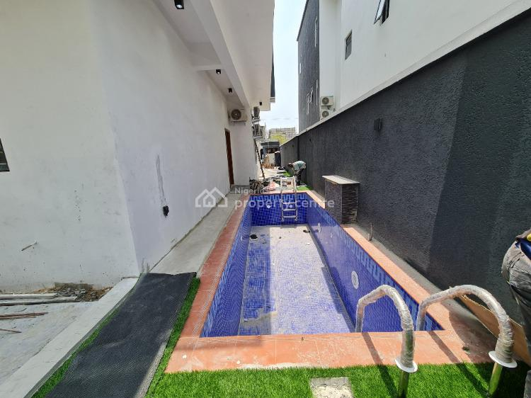 Newly Built Luxury Fully Detached House in a Gated Street, Off Admiralty Road, Lekki Phase 1, Lekki, Lagos, Detached Duplex for Sale