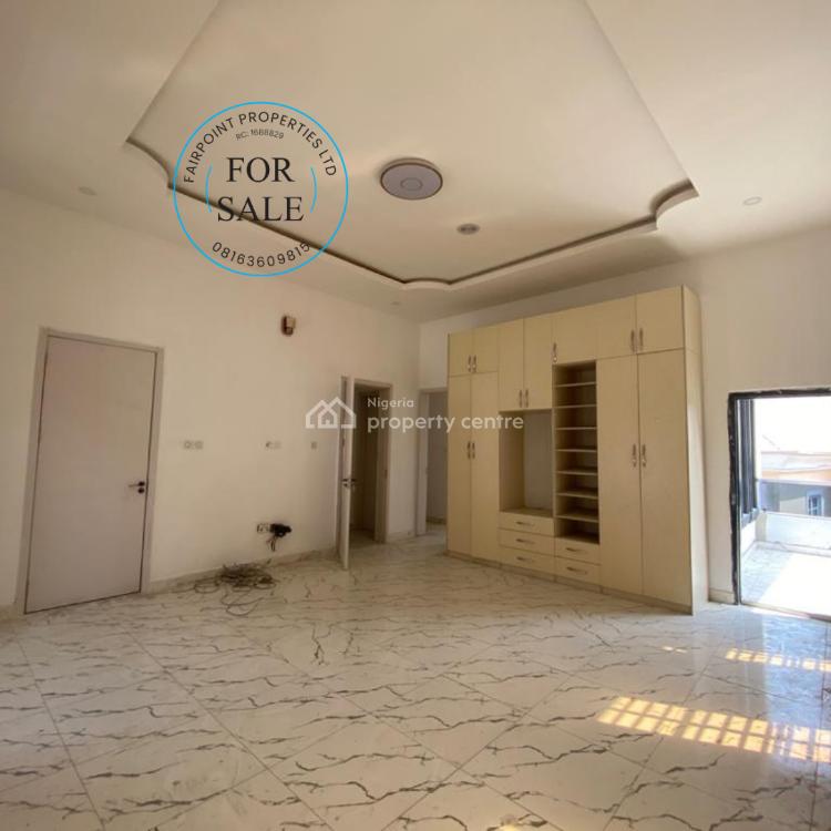 a Newly Built 5 Bedroom Fully Detached Duplex Witth a Bq, Ikota, Lekki, Lagos, Detached Duplex for Sale
