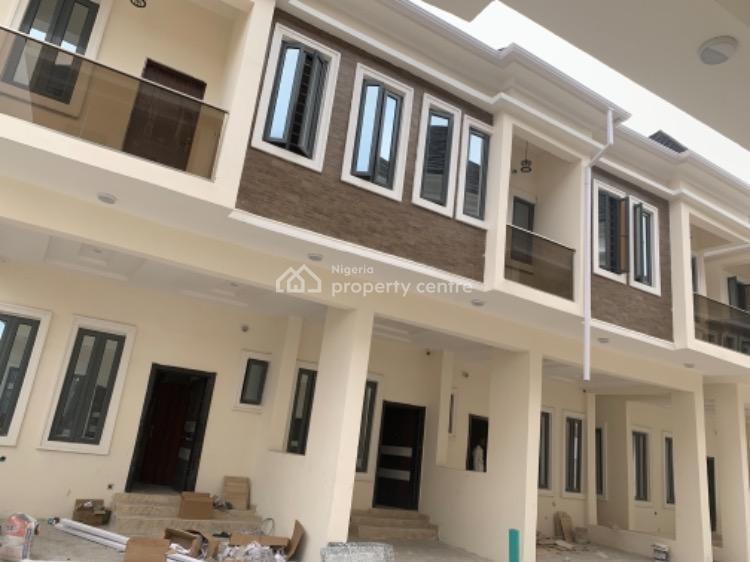4 Bedrooms Terraced Duplex, Vgc, Lekki, Lagos, Terraced Duplex for Sale