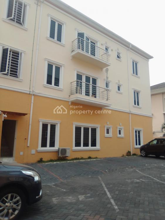 Newly Built 3 Bedroom Flat in Spacious Compound, Parkview, Ikoyi, Lagos, Flat for Rent