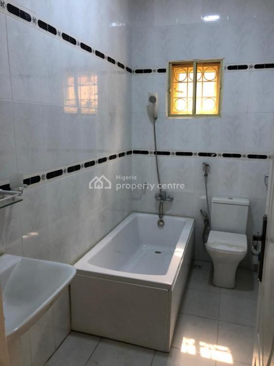 Luxury 4 Bedroom Service Terrace Duplex, Close to Catholic Church, Life Camp, Abuja, Terraced Duplex for Rent