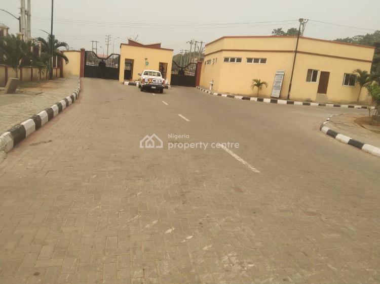 Tastefully Built Three Bedroom, College Bustop, Igando, Alimosho, Lagos, Detached Duplex for Rent