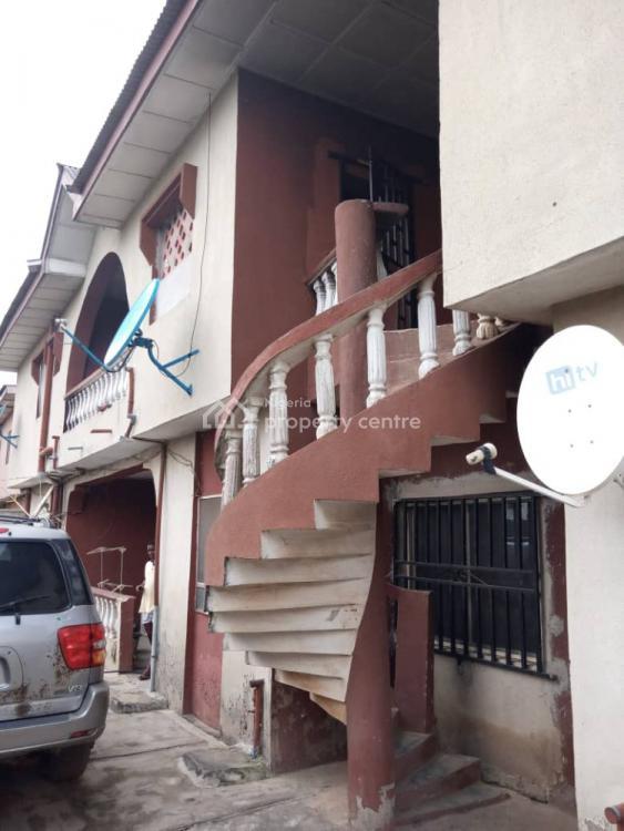 4 Nos of 3 Bedroom Flat, Jibowu Road, Abule Egba, Agege, Lagos, Block of Flats for Sale