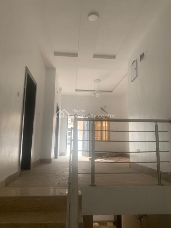 Luxury 4 Bedroom with Bq in a Well Secured Estate, White Oak Estate, Ologolo, Lekki, Lagos, Semi-detached Duplex for Sale