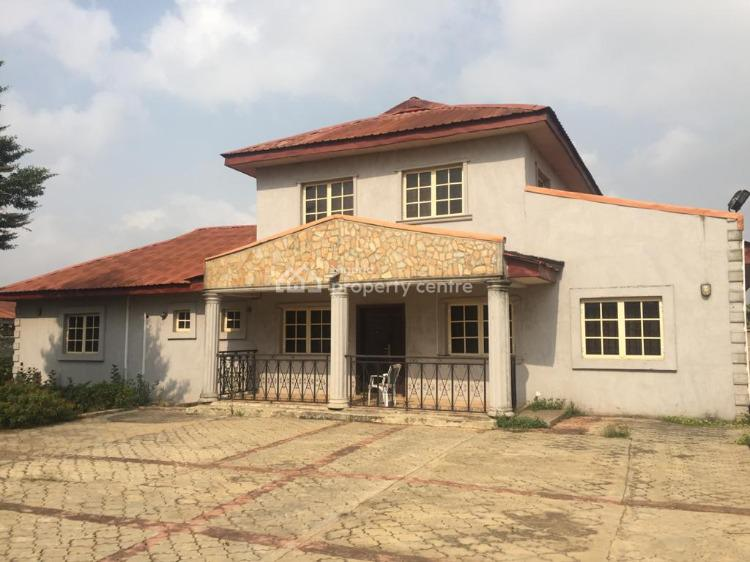 Well Maintained 4 Bedrooms Detached House, Mase Busstop, Gberigbe, Ikorodu, Lagos, Detached Duplex for Sale