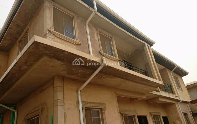4 Units of Newly Built 2 Bedrooms Up and Ground, Soluyi, Gbagada, Lagos, Flat for Rent