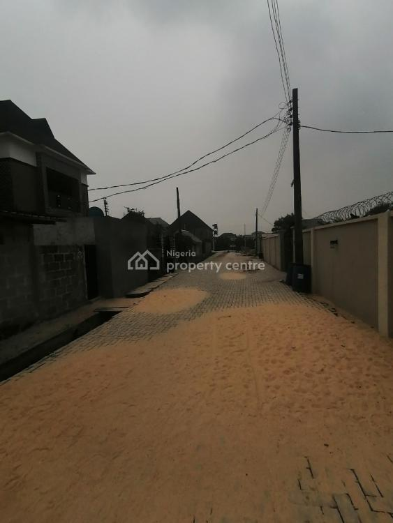 650sqm Already Fenced, Off Aptech Road, Sangotedo, Ajah, Lagos, Mixed-use Land for Sale