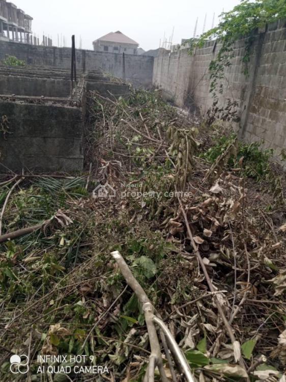 1 Plot Corner Piece, By Blenco, Ajah, Lagos, Residential Land for Sale