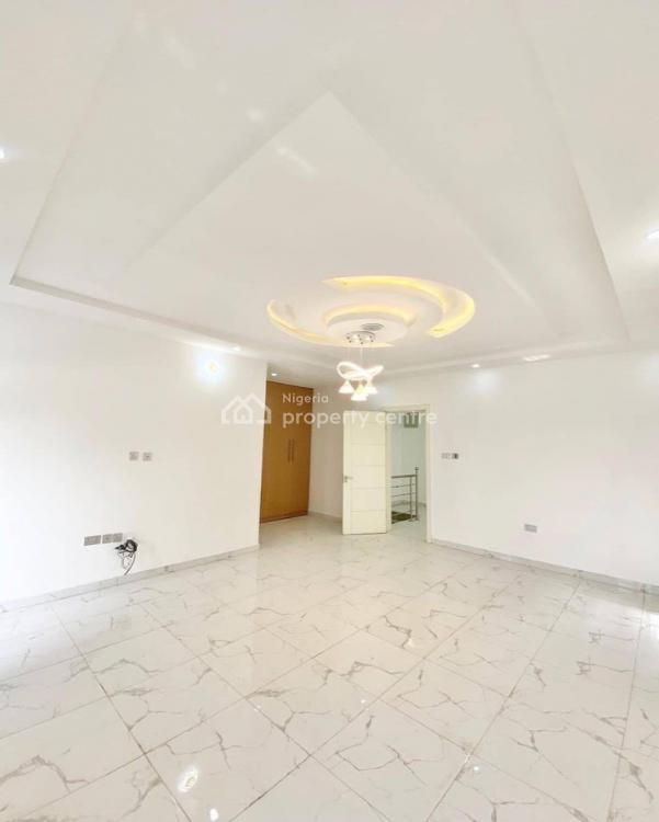 Standard 4 Bedroom Semi Detached Duplex, Chevron Toll, Lekki, Lagos, Semi-detached Duplex for Sale