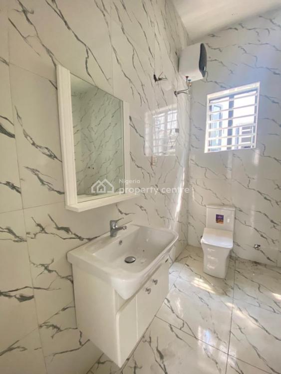 Lovely 5 Bedroom Fully Detached Duplex with a Room Bq, Chevron, Lekki, Lagos, Detached Duplex for Sale