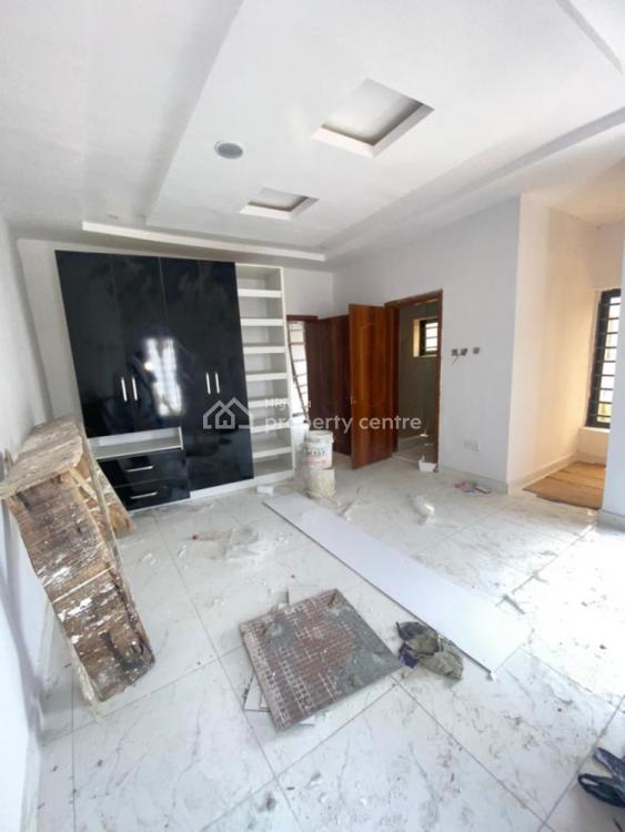 Lovely 4 Bedroom Semi Detached Duplex with a Room Bq, Ikota, Lekki, Lagos, Semi-detached Duplex for Sale