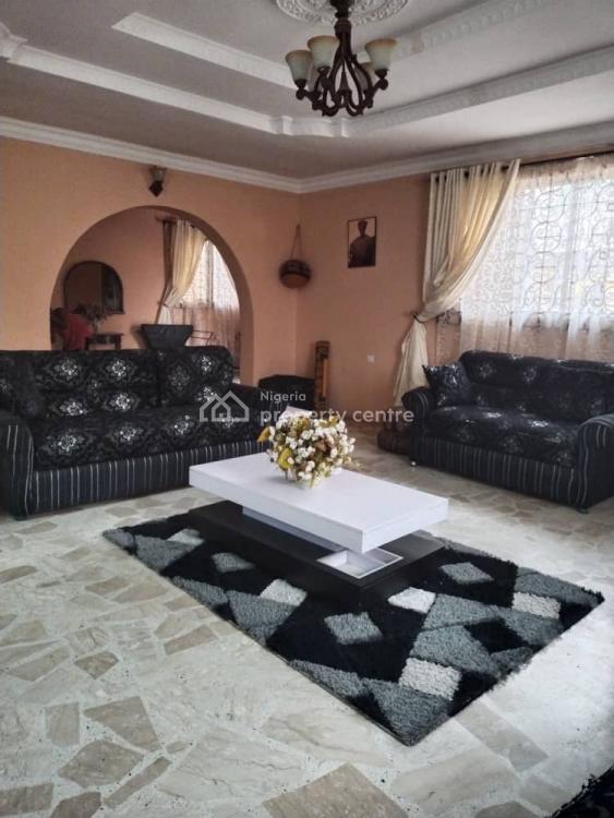 5 Bedroom Bungalow with 2 Big Living Rooms, Cooperative Estate, Ajah, Lagos, Detached Bungalow for Sale