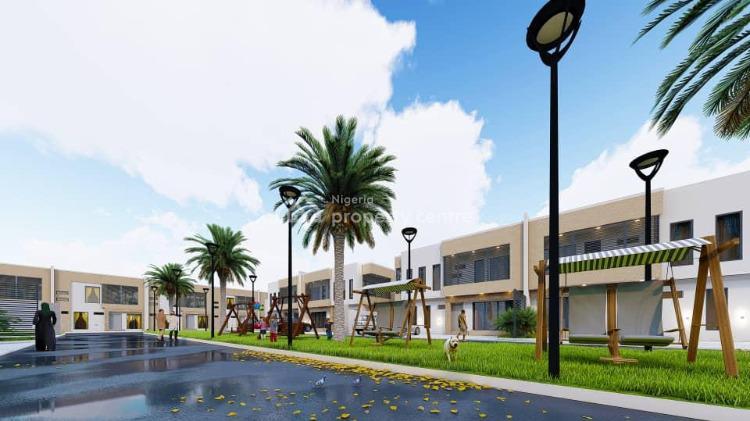 Luxury Brand New Four Bedroom Terrace Duplex, Katampe Extension, Katampe, Abuja, Terraced Duplex for Sale