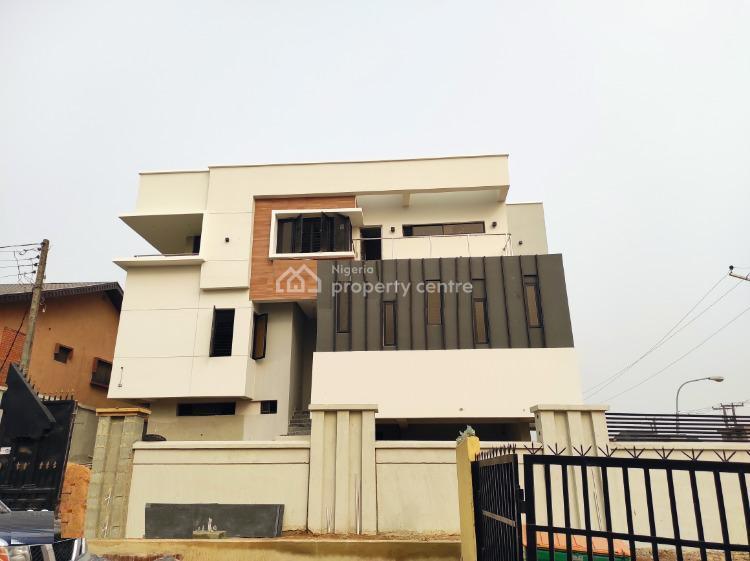 Luxury 5 Bedroom Detached Duplex and a Room Bq, Omole Phase 1, Ikeja, Lagos, Detached Duplex for Sale