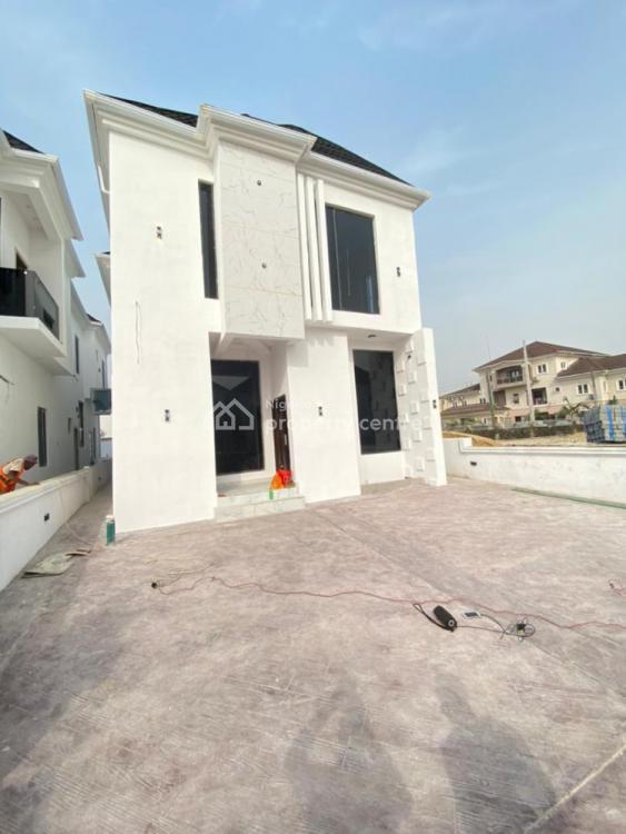 4 Bedroom Detached Duplex with Bq, Ajah, Lagos, Detached Duplex for Sale