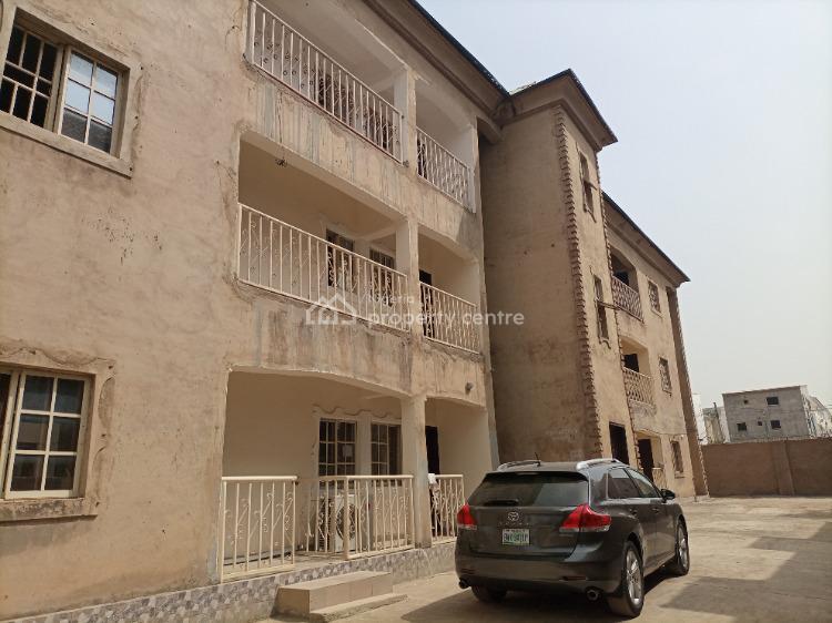 New 3 Bedroom Flat, Around V.i.o, Mabushi, Abuja, Flat for Rent