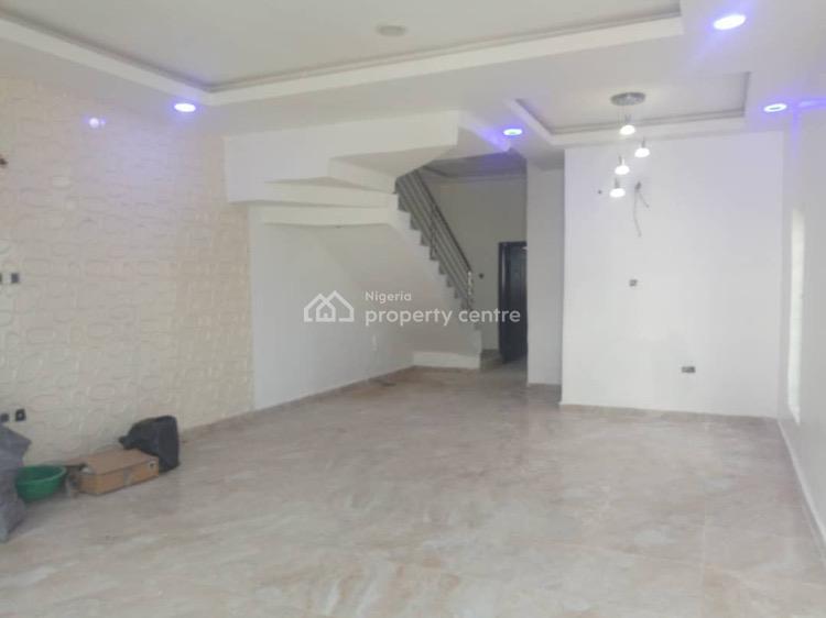 Executive 4 Bedroom Duplex, Chevron, Lekki, Lagos, Detached Duplex for Rent