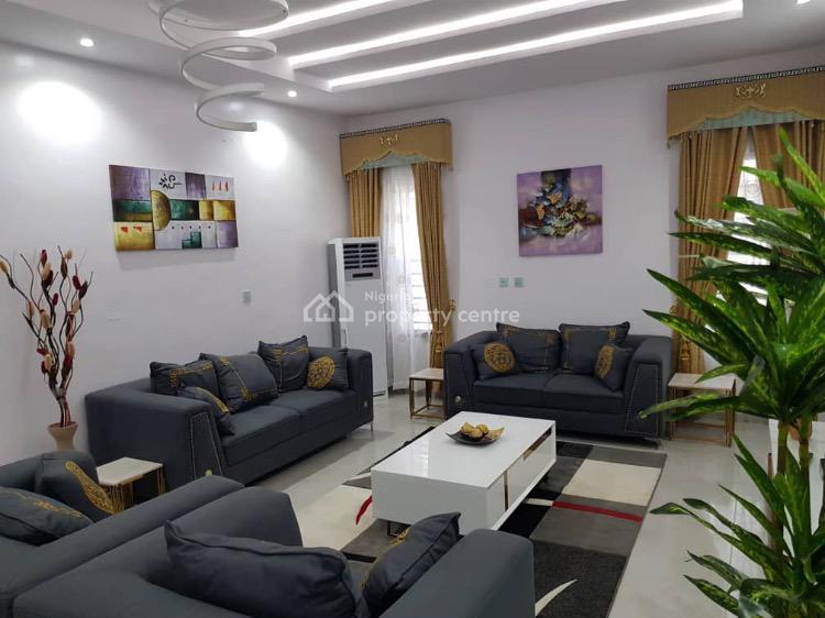4 Bedroom Fully Detached Duplex with Office, Thomas Estate, Ajah, Lagos, Detached Duplex Short Let