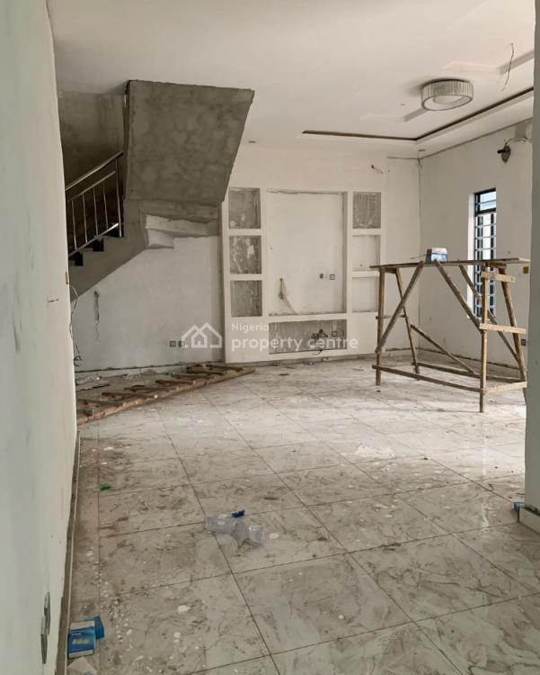 60m  Spacious 4 Bedroom Semi Detached Duplex with Bq, Lekki, Lagos, Semi-detached Duplex for Sale