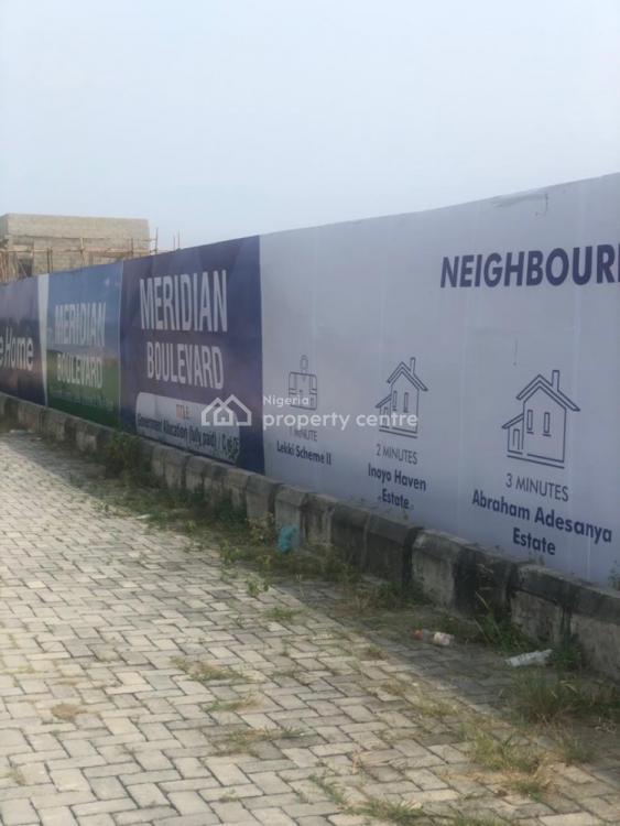Land in a Premium Location, Meridian Boulevard Estate, Okun-ajah, Ajah, Lagos, Mixed-use Land for Sale