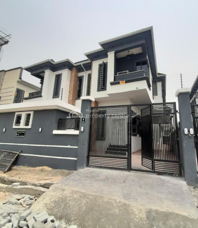 Beautifully Finished 4 Bedroom Duplex and Bq, Lekky County, Lekki, Lagos, Semi-detached Duplex for Sale