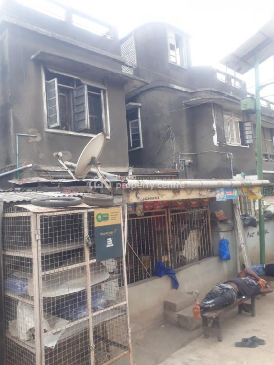 Colonial Commercial Building Directly Facing The Road, Agege Motor Road, Mushin, Lagos, Block of Flats for Sale