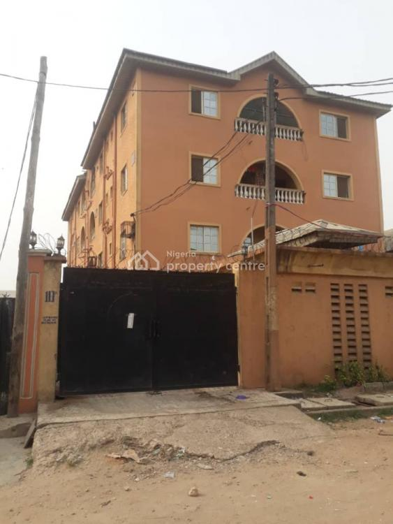3 Storey Building, Ago Palace, Isolo, Lagos, Block of Flats for Sale