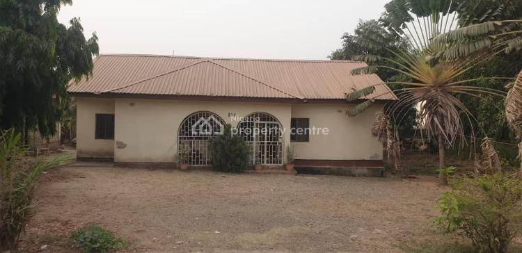 3 Bedrooms Detached Bungalow with Bq, By Nigeria Turkish Hospital, Karmo, Abuja, Detached Bungalow for Sale