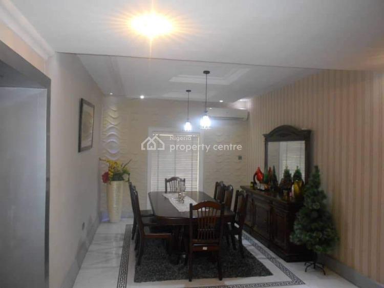 Luxury 5 Bedrooms Fully Detached Duplex House with Bq, Calton Gate Estate, Chevron Drive, Lekki, Lagos, Detached Duplex for Sale