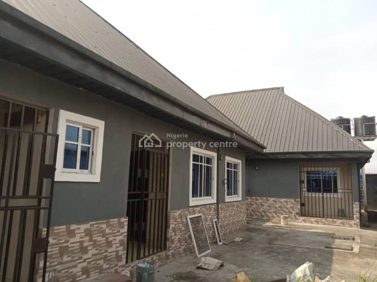 Tastefully Finished Newly Built Bungalow on 1 Plot of Land, Atali, Elimbu, Port Harcourt, Rivers, Flat / Apartment for Sale