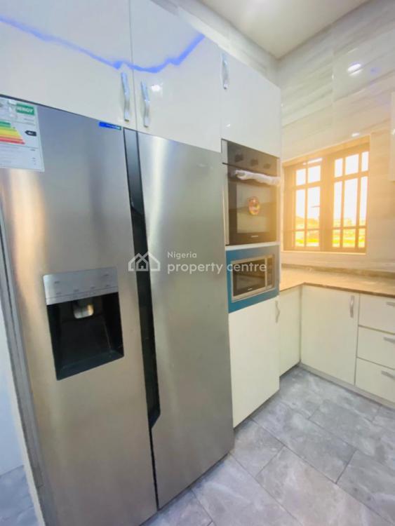 5 Bedroom Fully Detached Duplex with a Room Bq, Victory Park, Lekki, Lagos, Detached Duplex for Sale