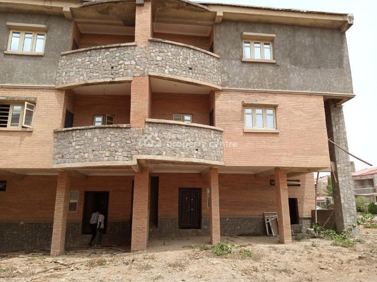 5 Bedrooms Terraced Duplex with 1 Bedroom, Aqua Marine Estate, Apo, Abuja, Terraced Duplex for Sale