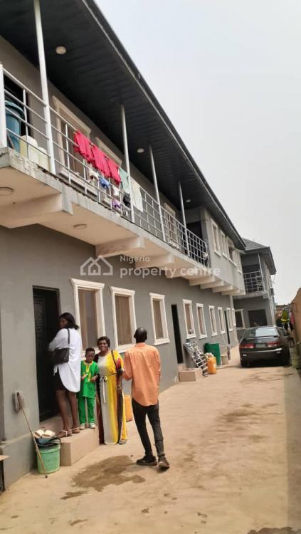 3 Bedroom Flat, Akerele Estate, Oworonshoki, Kosofe, Lagos, Flat for Rent