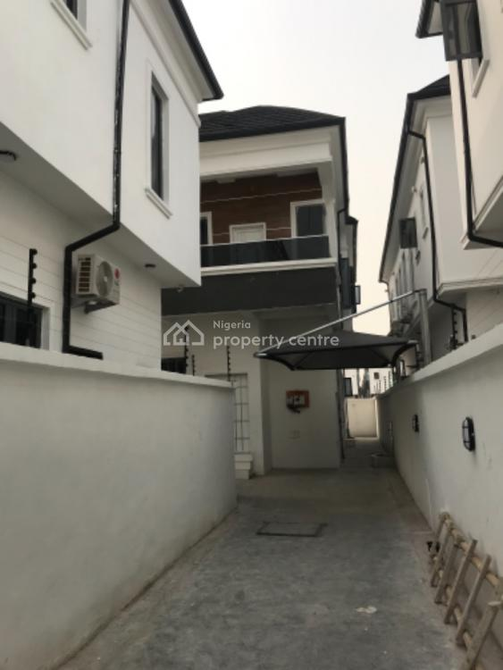 4 Bedroom Semi Detached Duplex with a Bq, Orchid Road By Second Toll Gate, Lekki Expressway, Lekki, Lagos, Semi-detached Duplex for Rent