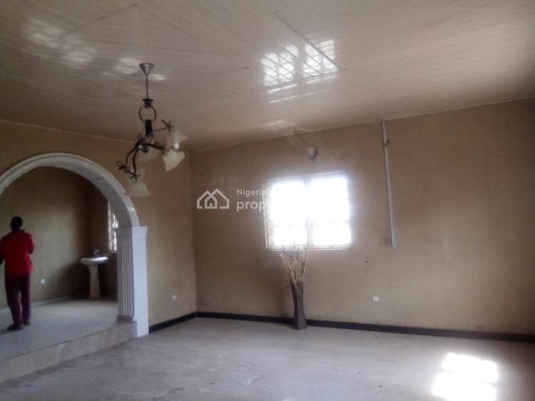 4 Bedrooms Flat with 2 Bedrooms and 2 Nos. of Mini Flat on a Plot, Obawole, Ogba, Ikeja, Lagos, Detached Bungalow for Sale