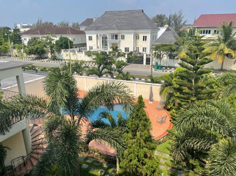 Luxury 4 Bedrooms Terrace Duplex House with Bq, Banana Island, Ikoyi, Lagos, Terraced Duplex for Sale