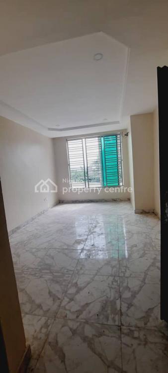 Brand New 3 Bedroom En-suite Terrace in a Secured Estate, Sangotedo, Ajah, Lagos, Terraced Duplex for Rent