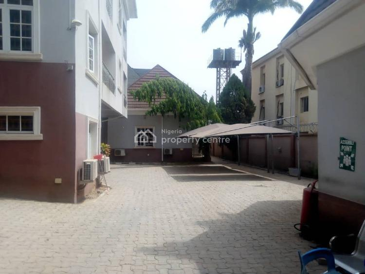 6 Bedrooms Mansion with 2 Bedrooms Guests Chalet and 2 Rooms Bq, Off Ibb Boulevard, Maitama District, Abuja, Detached Duplex for Rent