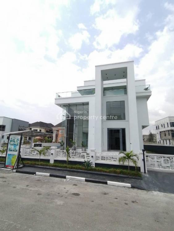 Newly Built Classic 5 Bedroom Fully Detached Duplex with Bq, Osapa, Lekki, Lagos, Detached Duplex for Sale