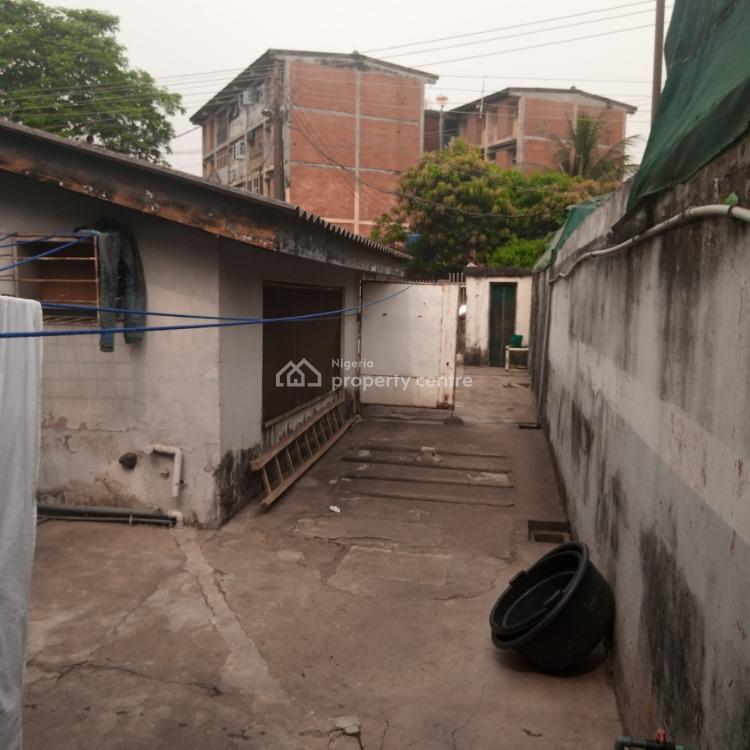 a Detached Bungalow Plus a Storey Building, Off Bode Thomas Street, Surulere, Lagos, Detached Bungalow for Sale