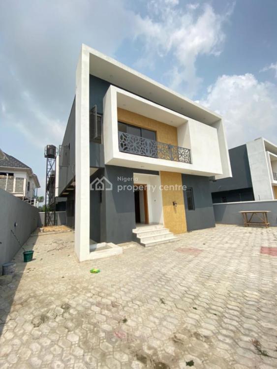 Newly Built 5 Bedroom Fully Detached Duplex, Lekki Phase 1, Lekki, Lagos, Detached Duplex for Sale